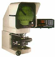 deltronic optical comparator